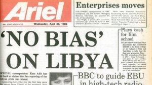 "Ariel - the ""Pravda"" of the BBC"