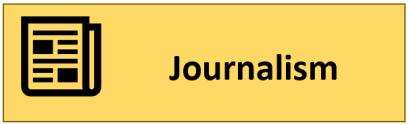 Journalism Banner